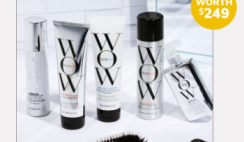 Win 1 of 5 $250 Color Wow Hair Care Bundles - ends 3/5
