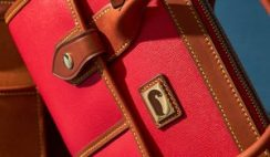 Win a $500 Dooney & Bourke Camden Saffiano Bag - ends 3/31