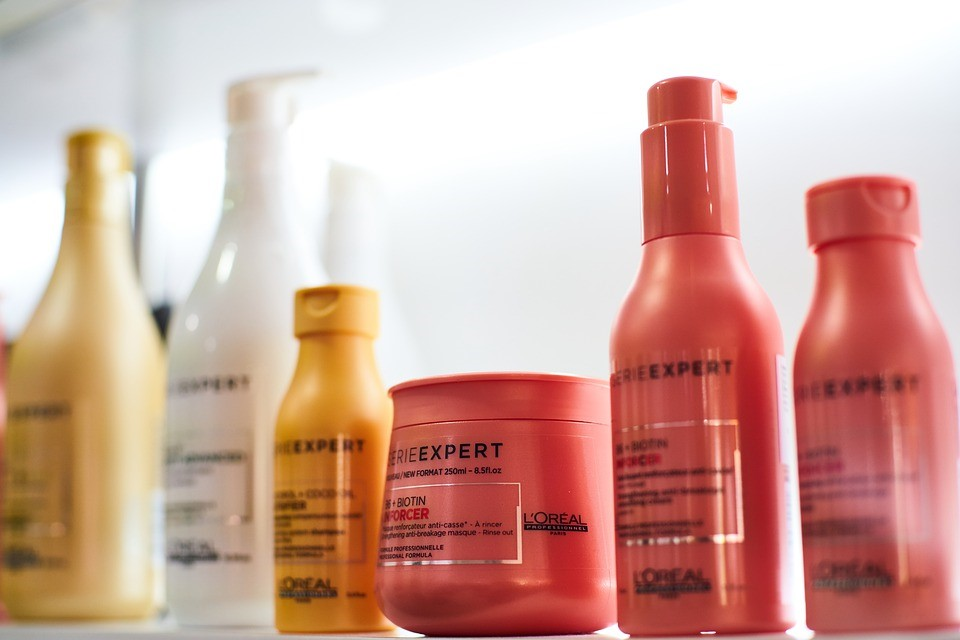 FREE Redken Bleach Recovery Hair Care Products