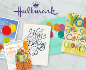 FREE Hallmark Cards 3 Packs