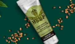 FREE Hemp Hand Protector  at The Body Shop - ends 3/26