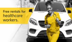 FREE Month-Long Hertz Vehicle Rentals for Healthcare Workers in NYC