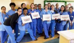 FREE Krispy Kreme Glazed Dozen for Healthcare Workers on Mondays - ends 5/12