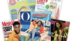 FREE Magazine Subscription - Real Simple, O, Elle Decor, Food & Wine & More!