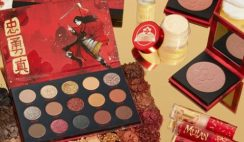 Win 1 of 3 Colour Pop Cosmetics Mulan Collections - ends 3/31