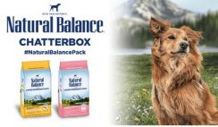 FREE Natural Balance Pet Food Chatterbox Kit