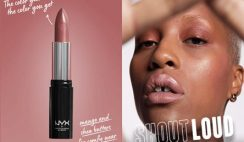 FREE NYX Cosmetics Shout Loud Satin Lipstick