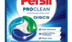FREE Persil Discs From Sampler