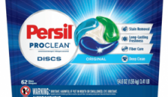 FREE Persil ProClean Discs From Checkout51