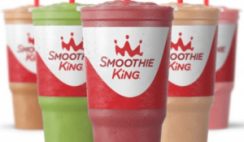 FREE 20oz Metabolism Boost Smoothie at Smoothie King - Today!