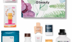 FREE Target Beauty Box From Tryable