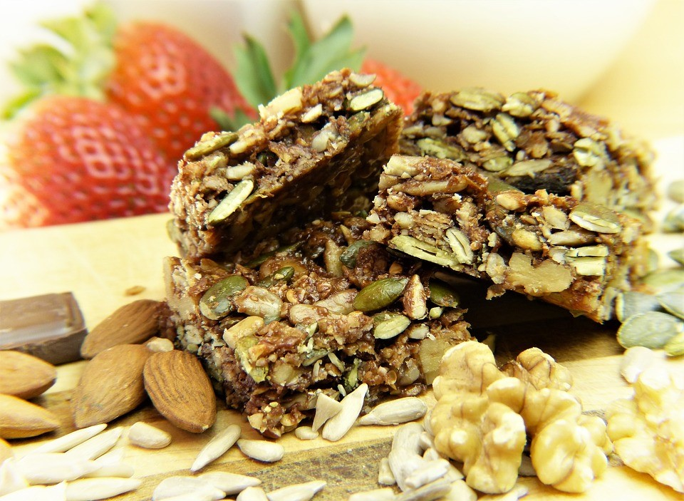 free granola bar samples