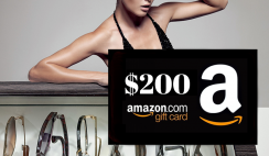 Win a $200 Amazon Gift Card From OYOBox - ends 4/28