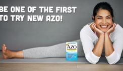 FREE AZO Complete Feminine Balance Supplement