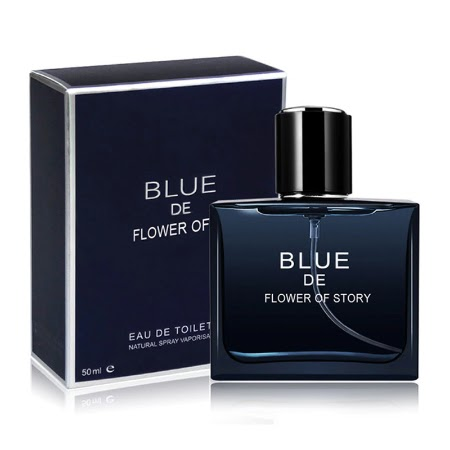 FREE BLUE De Flower of Story Perfume
