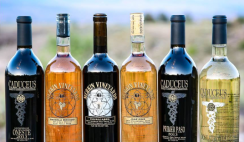 Win 6 Bottles of Caduceus Cellars Wine & More From Maynard James Kennan and Revolver for Their Spring VIP Giveaway - ends 4/19