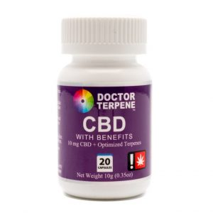 FREE CBD With Benefits Supplement Samples