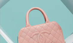 Win a Chanel Pink Caviar Bowler Bag ($1,880 Value) - ends 4/20