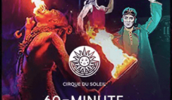 FREE Cirque du Soleil Performances at Home