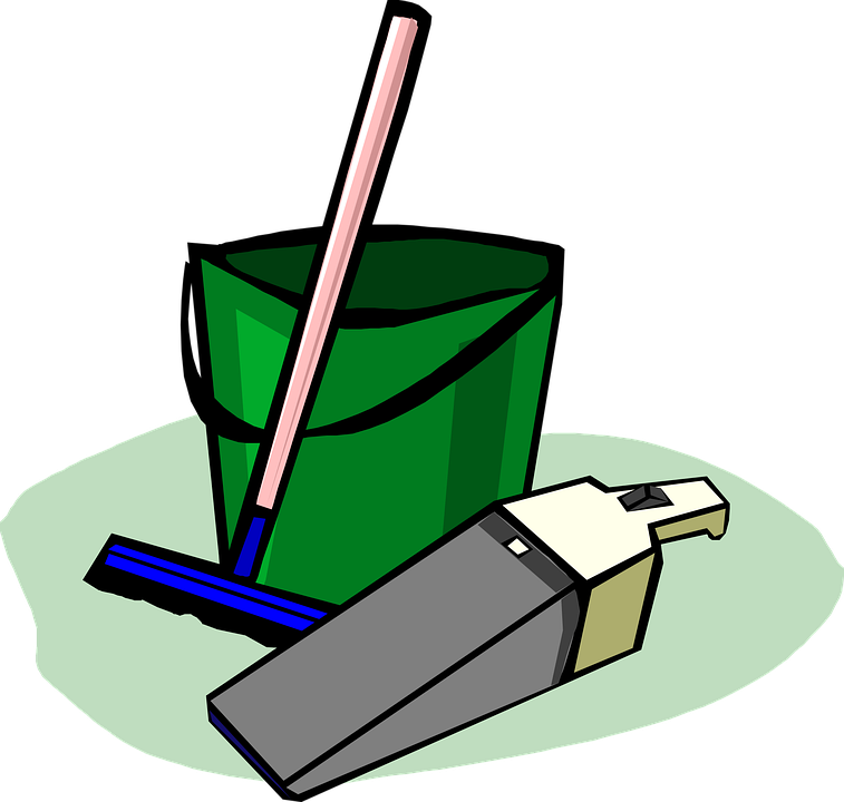 free cleaning supplies