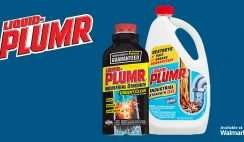 FREE Liquid Plumr Industrial Strength Drain Cleaner from The Insiders