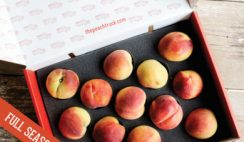 Win Georgia Peaches for 8 Weeks - Delivered to Your Door ($350 Value) - ends 5/10
