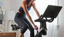 Win a Peloton Indoor Fitness Bike with a 2 Year Online Class Subscription, 1 of 10 Apple Watches, or 1 of 100 $25 Foot Locker Gift Cards from United Health Care  - ends 4/30