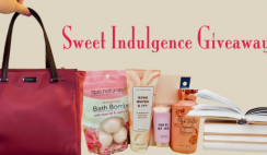Win 1 of 10 Free Kate Spade Bags & Sweet Indulgences Beauty, Spa & Book Bundles From Author Jo Grafford - ends 4/21