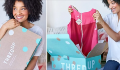 FREE ThredUP $10 Credit for Clothes, Bags & Shoes! Plus 50% OFF First Order Limited Time!