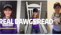 FREE University of Washington Huskies Gear for Kids for Reading!