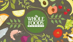 Win a $100 Whole Foods Gift Card - ends 4/30