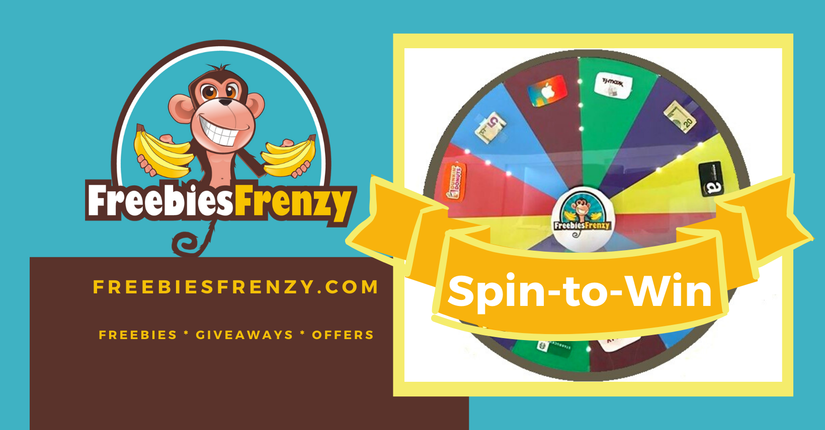 Spin To Win Free Prizes