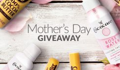 Win 1 of 3 Cococare Roses and Chocolate Skin Care Bundles - ends 5/6