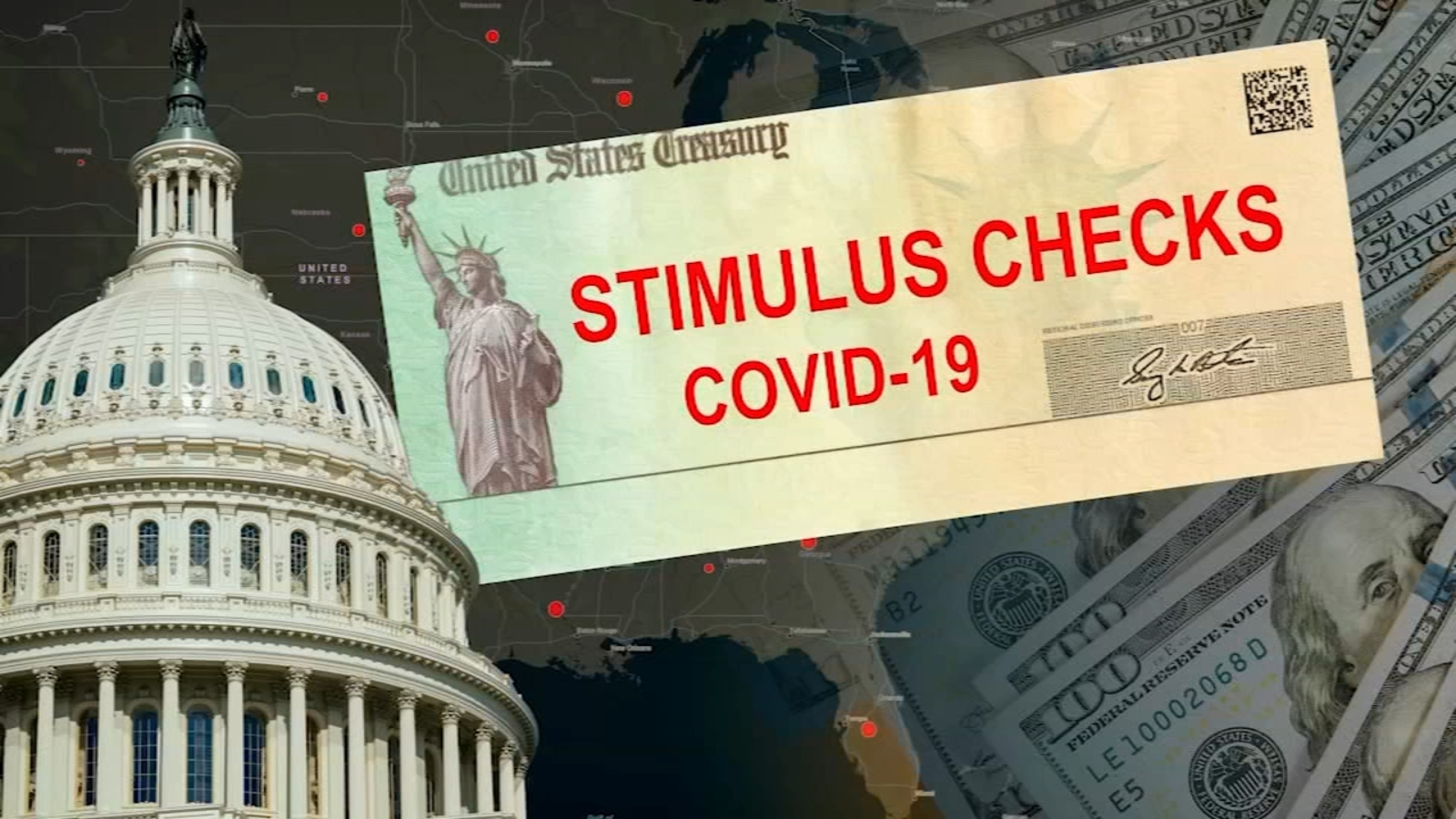 Timely Second Stimulus Check Of $1,200? - Freebies Frenzy