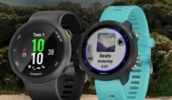 Win 1 of 2 Garmin Forerunner Smartwatches - ends 5/31