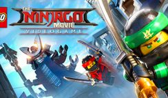 Free Video Game - The LEGO® NINJAGO® Movie - Ends 5/21