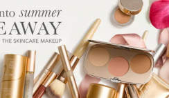 Win a Jane Iredale Spring into Summer Beauty Prize Bundle ($500 Value)  - ends 6/20