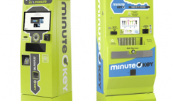 FREE Key at MinuteKEY Kiosks, first 25,000 - ends 7/31