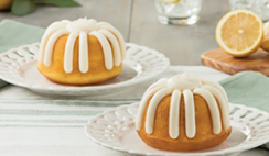 FREE Bundlet Cake on Your Birthday from Nothing Bundt Cakes Bakery