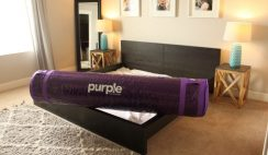 Win a Purple Mattress of Choice and Sleep Suite Worth $5,000+ Gifts From Other Brands - For You and Your Hero - ends 5/12