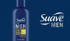 FREE Suave Men 3-in-1 Citrus Rush Hair & Body Care