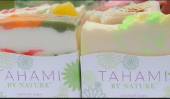 Win a Tahami by Nature One Year Supply of Soaps - ends 5/17