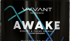 FREE Vyvant Research AWAKE Memory and Focus Supplements