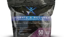 FREE Working Athlete Hydrate & Recover Complete Electrolyte Fuel