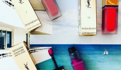 Win a YSL Summer Lip Stain Trio - ends 5/27