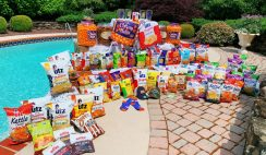 Win a Huge Pile of Snacks from the Utz Summer Vacation Giveaway - ends 7/5