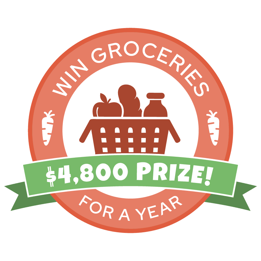 groceries for a year