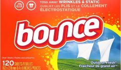 Expired: Amazon DEAL: Bounce Dryer Sheets 120-Count – Only $3.48 and Cascade Dishwasher 11% Off!