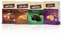 FREE Back to Nature Cookies or Crackers - Full Size Box!