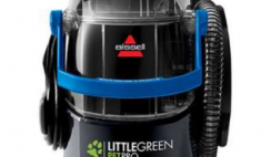 FREE Bissell Little Green Pet Pro Carpet Cleaner from BzzAgent